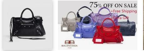 Balenciaga Outlet Sale